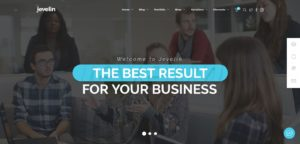 7 Best Corporate Business WordPress Theme