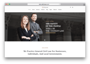 8 Best Law Office WordPress Theme for Lawyers