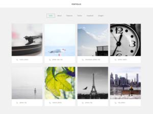 10 Best Free WordPress Portfolio Themes