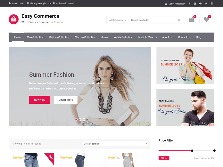 Easy Commerce WordPress Theme-min