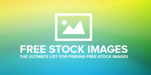 Free Stock Image Sites