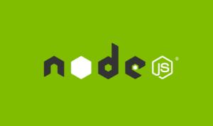create an online store using node js